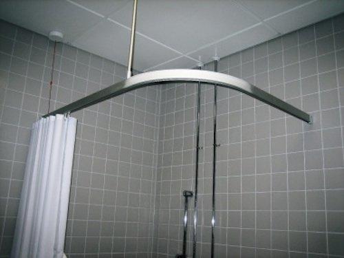 Aqualona Stange für Duschvorhang