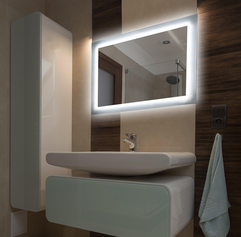 beleuchteter spiegel test vergleich testberichte 2018. Black Bedroom Furniture Sets. Home Design Ideas