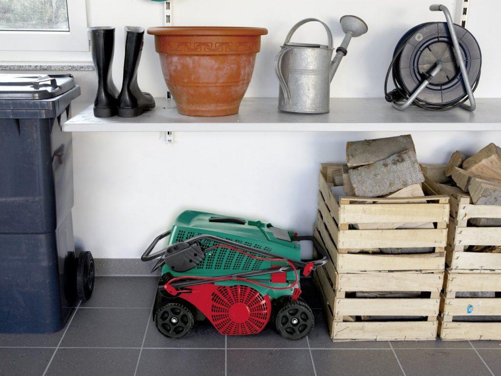 Bosch DIY Rasenlüfter ALR 900