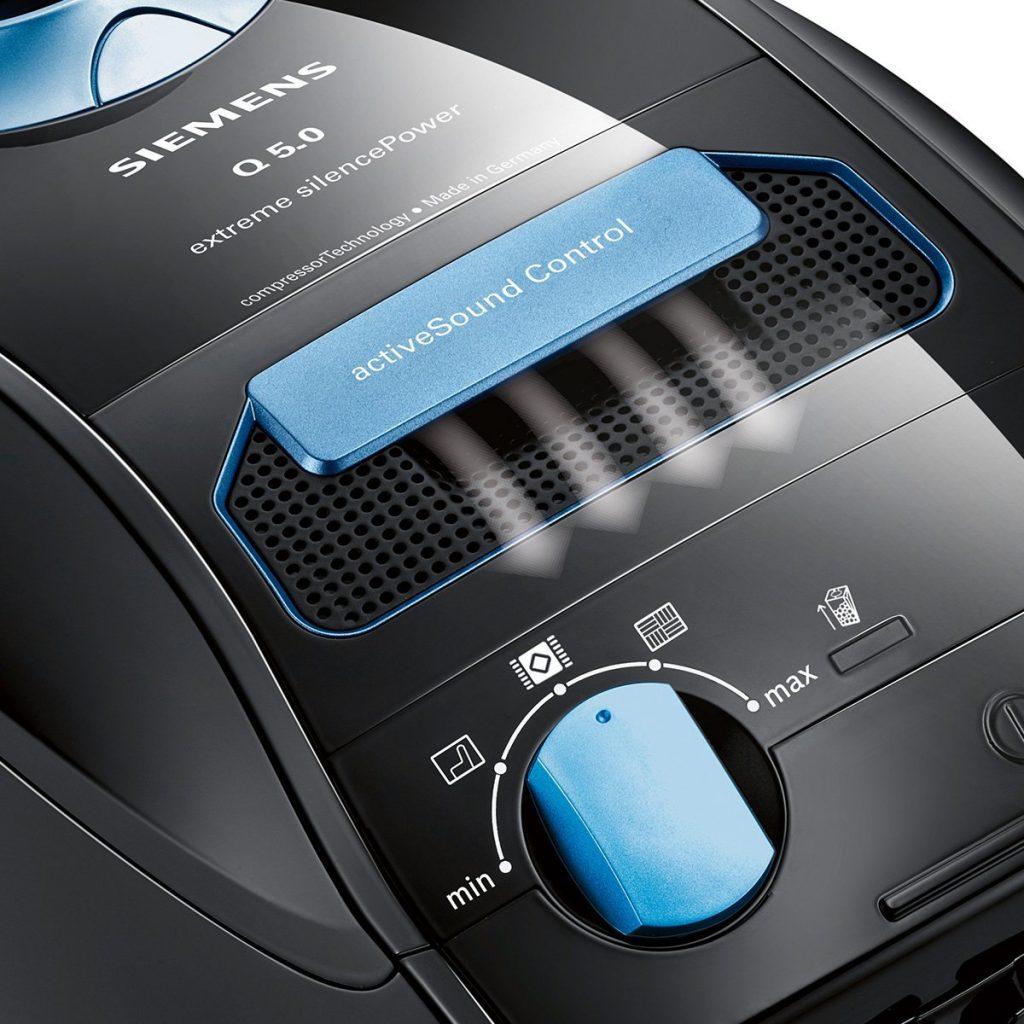 Der Q 5.0 extreme silence Power: Besonders leise und dabei erstaunlich stark Gründliche Reinigung bei wenig Stromverbrauch