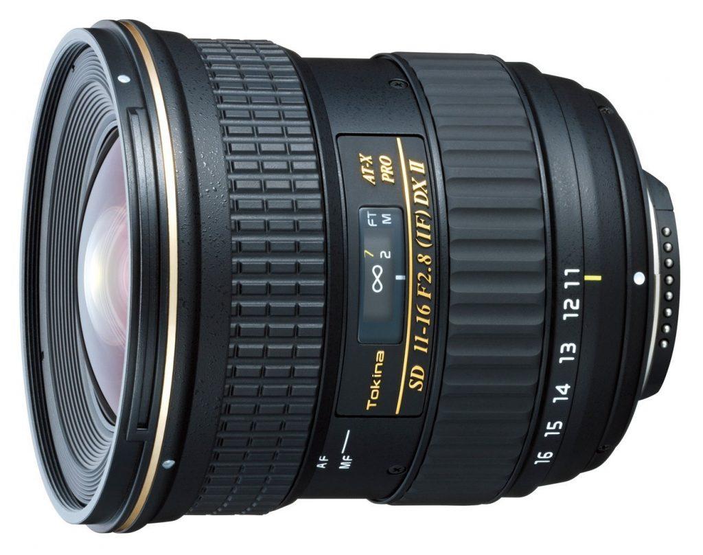 Tokina AT-X 11-16mm f/2,8 Pro DX II Ultraweitwinkelzoom-Objektiv