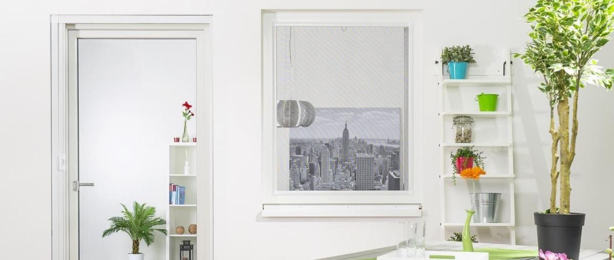 Insektenschutz-Fenster Vergleich