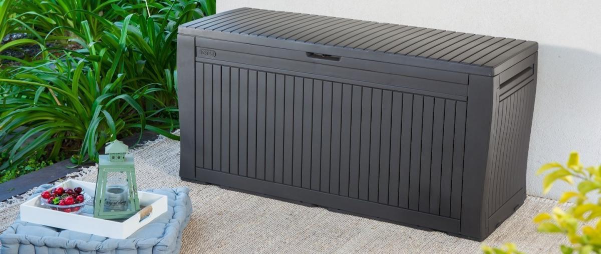 gartenbox wasserdicht amazing biohort freizeitbox x with gartenbox wasserdicht top garten new. Black Bedroom Furniture Sets. Home Design Ideas
