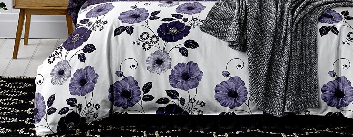 Blumen Bettwäsche Vergleich
