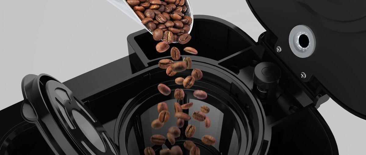 Kaffeemaschine mit Mahlwerk Tipps und Infos