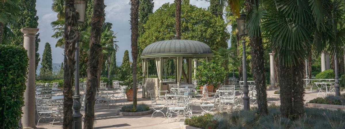 Luxus Pavillon Ratgeber