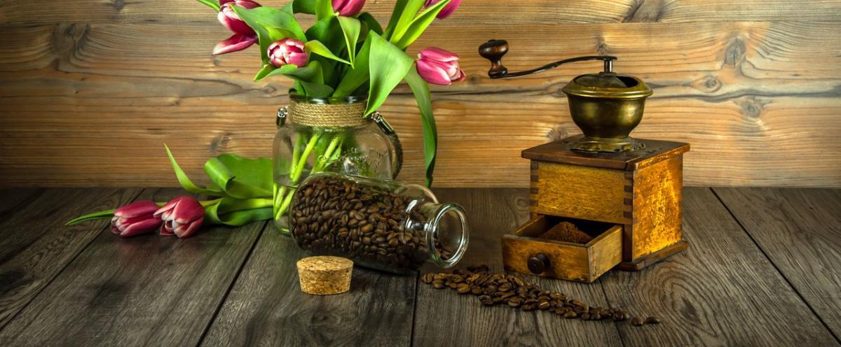 Schlagmesser Kaffeemühle