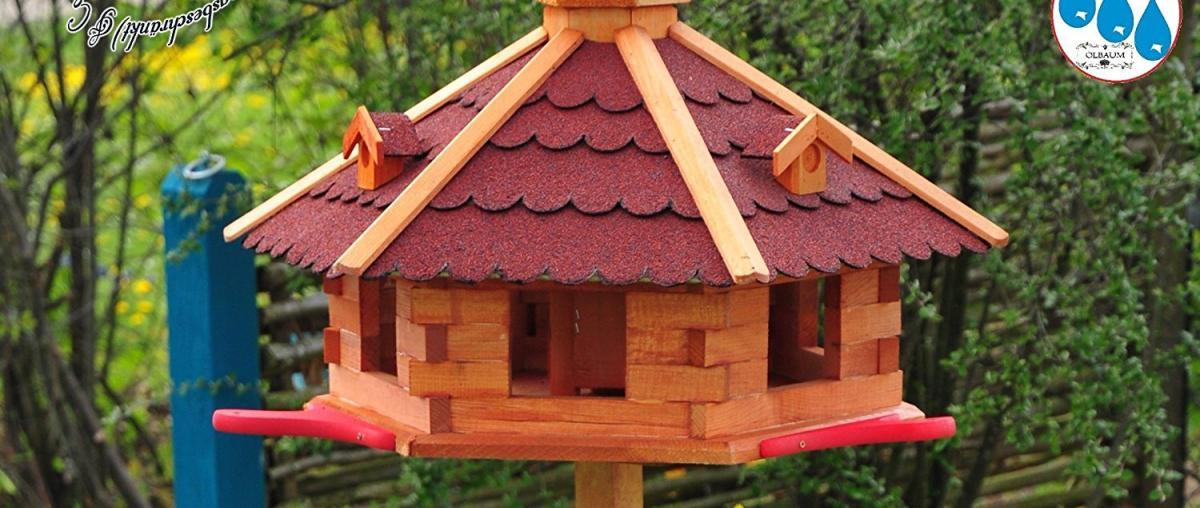 Vogelhaus-Vogelfutterhaus Ratgeber