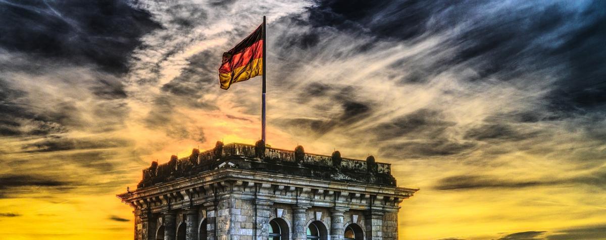 Deutschland Fahne Ratgeber