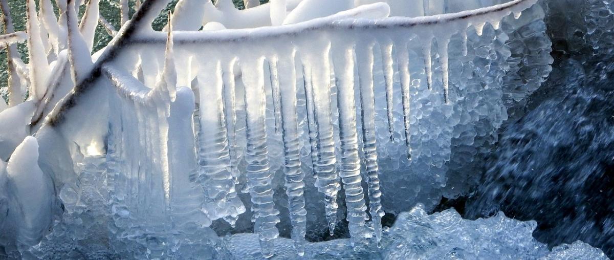 Eiszapfen Vergleich